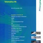 Tijdens het twee-daagse Telematica96 verzorgden 17 partners gezamenlijk 21 sessies