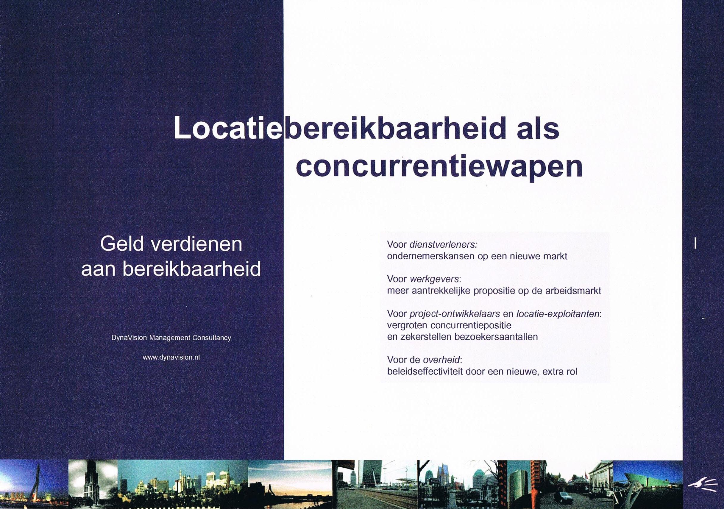 Locatiebereikbaarheid als concurrentiewapen