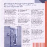 Bronovo interview Haaglanden december 2004