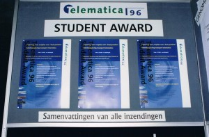 Telematica96 Student Award