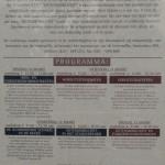 Programma Workshops Ketenmobiliteit